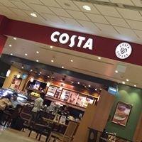 Costa coffee, Muscat international airport