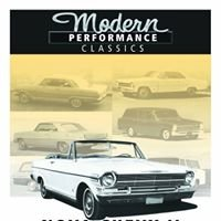 Modern Performance Classics