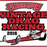 Goodguys Vintage Drag Racing
