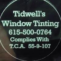 Tidwells Window Tinting