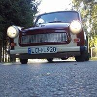 Trabant 601 1989 by Zdzicho