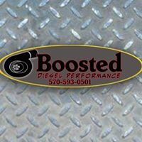 Boosted Diesel Performance