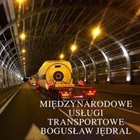 Międzynarodowe Usługi Transportowe Bogusław Jędral  MUT Jędral