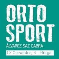 Orto-Sport Alvarez Saz Cabra / Ortopèdia