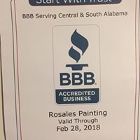 Rosales Painting services,LLC,