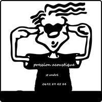 pression acoustique