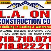 L A One Construction Corp