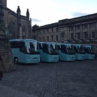 Allan's Coaches Edinburgh