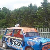 Race car paint north yorkshire