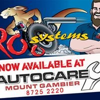 Roo Systems Mount Gambier 4x4