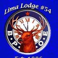 Lima B.P.O. Elks Lodge #54