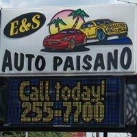 E&S Auto Paisano
