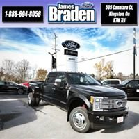 James Braden Ford Kingston
