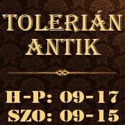 Tolerián Antik Kft