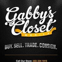 Gabby's Closet Manila