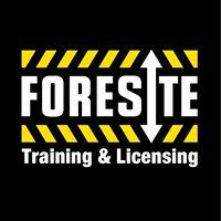 Foresite Training Pty Ltd - RTO: 22227