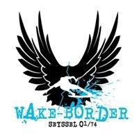 Wake-border Téleski-nautique