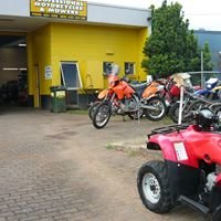 Professional Motorcycles and Mowers