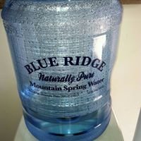 Blue Ridge Mountain Water & Coffee