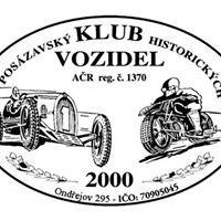 Posázavský Klub Historických Vozidel