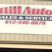 Hill Auto Sales  and Service
