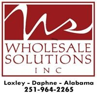 Wholesale Solutions Inc.