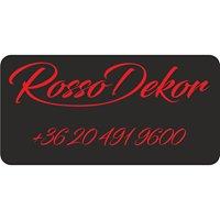 Rosso Dekor - autó- és épületfóliázás, dekoráció