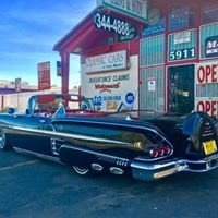 Classic Cars Of New Mexico