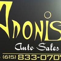 Adonis Auto Sale INC