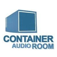 Container Audio Room