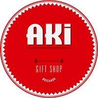 Aki Gift Shop