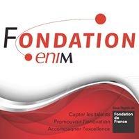 Fondation ENIM - sous l'égide de Fondation de France
