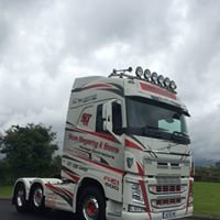 Sean Hegarty & Sons Haulage Ltd