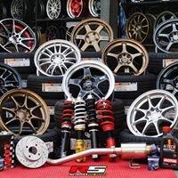 RS Racing Tyre ราษฎร์บูรณะ12