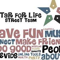 Star For Life Street Team