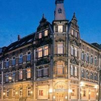 Hotel Drei Rosen Borna