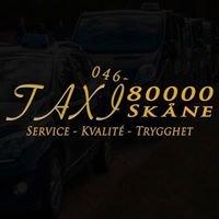 Taxi 80 000 Skåne AB