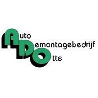 Auto Demontagebedrijf Otte