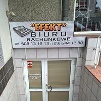 """Firma """"Efekt"""" Saczuk Tomasz"""