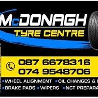 Mc Donagh Tyre Centre