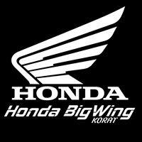 Honda BigWing Korat