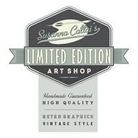 Susanna Cattai's Limited Edition Art Shop