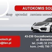 Autokomis Soloch - samochody używane