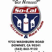 Socal Nitrous & Race Fuels Inc.