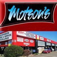 Motson's Automotive Service