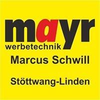 mayr Werbetechnik, Stöttwang-Linden