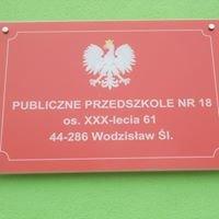 Publiczne Przedszkole nr 18 w Wodzisławiu Śląskim