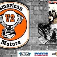 American V2 Motors