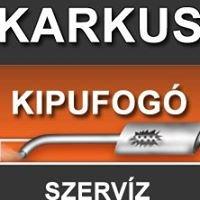 Karkus Kipufogó Szerviz