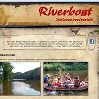 Riverboat Schlauchbootverleih